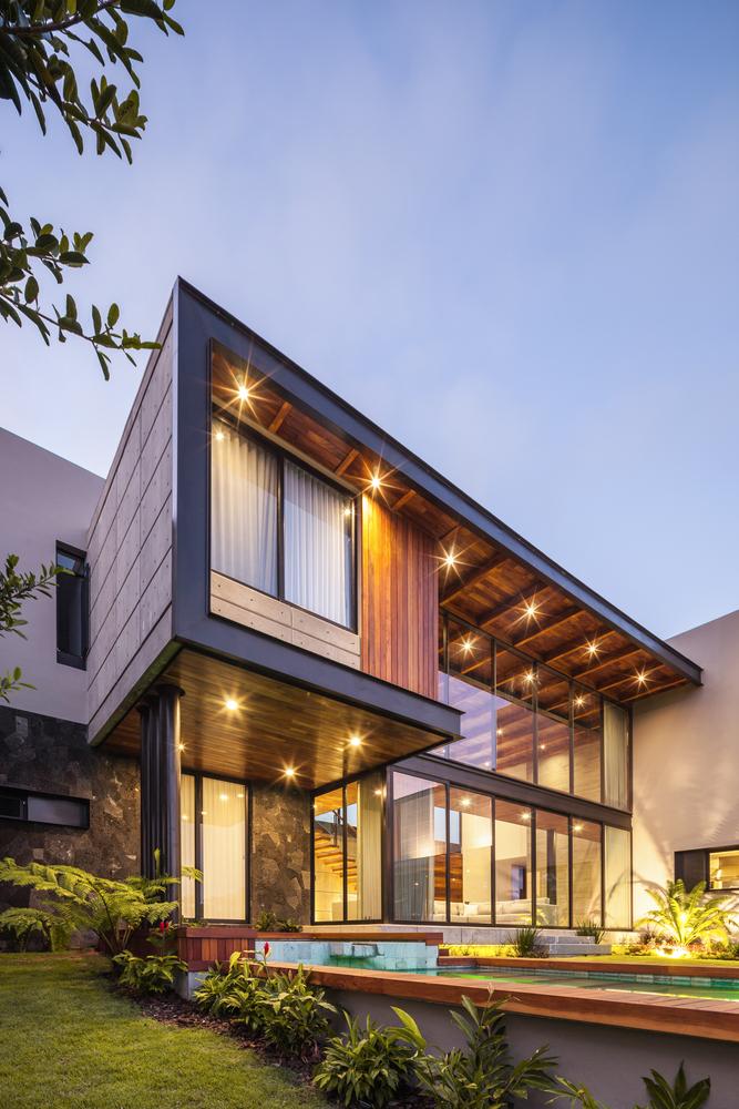 Gallery Of Kaleth House Di Frenna Arquitectos 14 Loft House Design Modern Mansion Interior Contemporary House Design