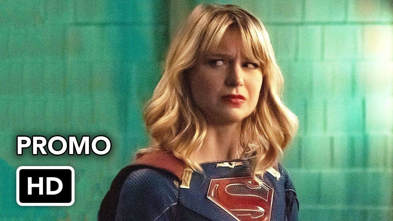 """Supergirl"" S05E14 ""The Bodyguard"" Promo Trailer"