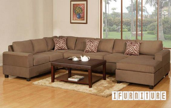 Johnsonville U Shape Modular Sofa Sofa Amp Ottoman Nz S