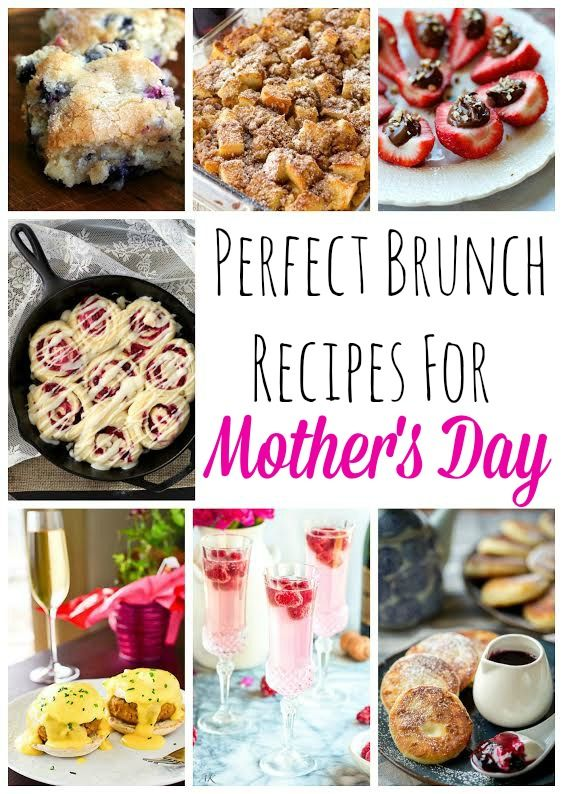 Perfect Mothers Day Brunch Recipes To Make For Mom Dinner
