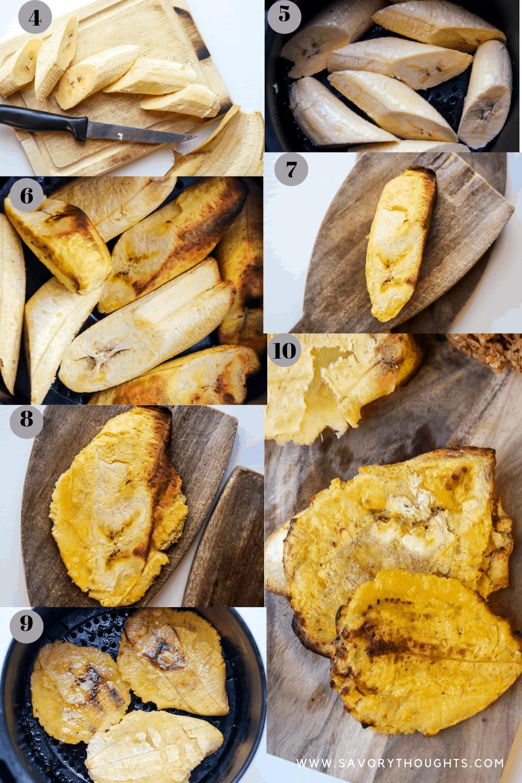 Bannann Peze - Haitian Fried Plantains Recipe | Recipe ...