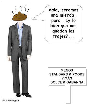 S&P rebaja la deuda de la Generalitatr Valenciana a bono basura