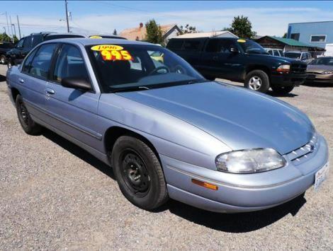 Chevrolet Lumina 96 For Sale In Washington 995 Cheap Cars