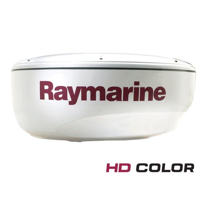"Raymarine RD418HD 4kW 18"""" HD Digital Radome (no cable) [E92142]"