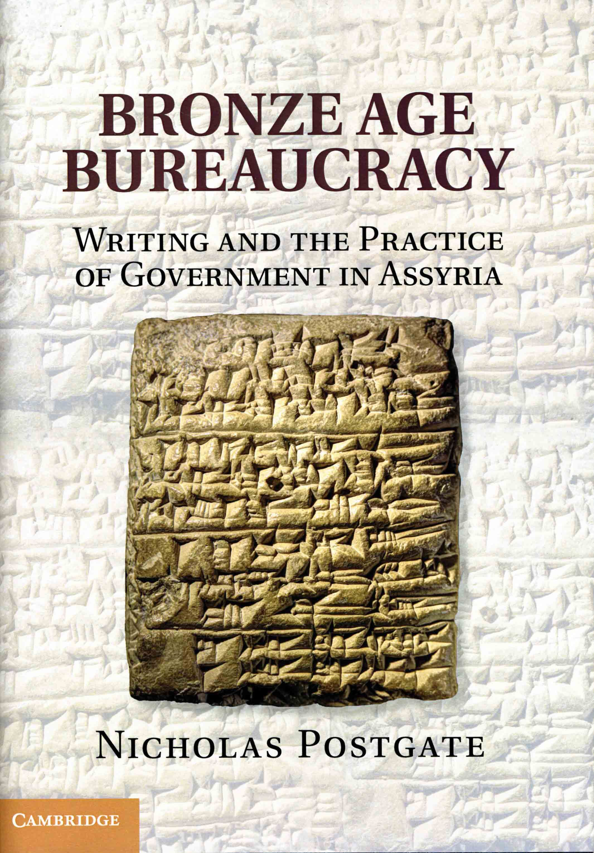Book Review: Bronze Age Bureaucracy #CWA66
