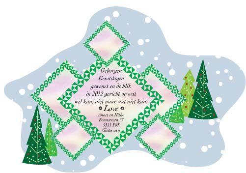 Kerstkaart online