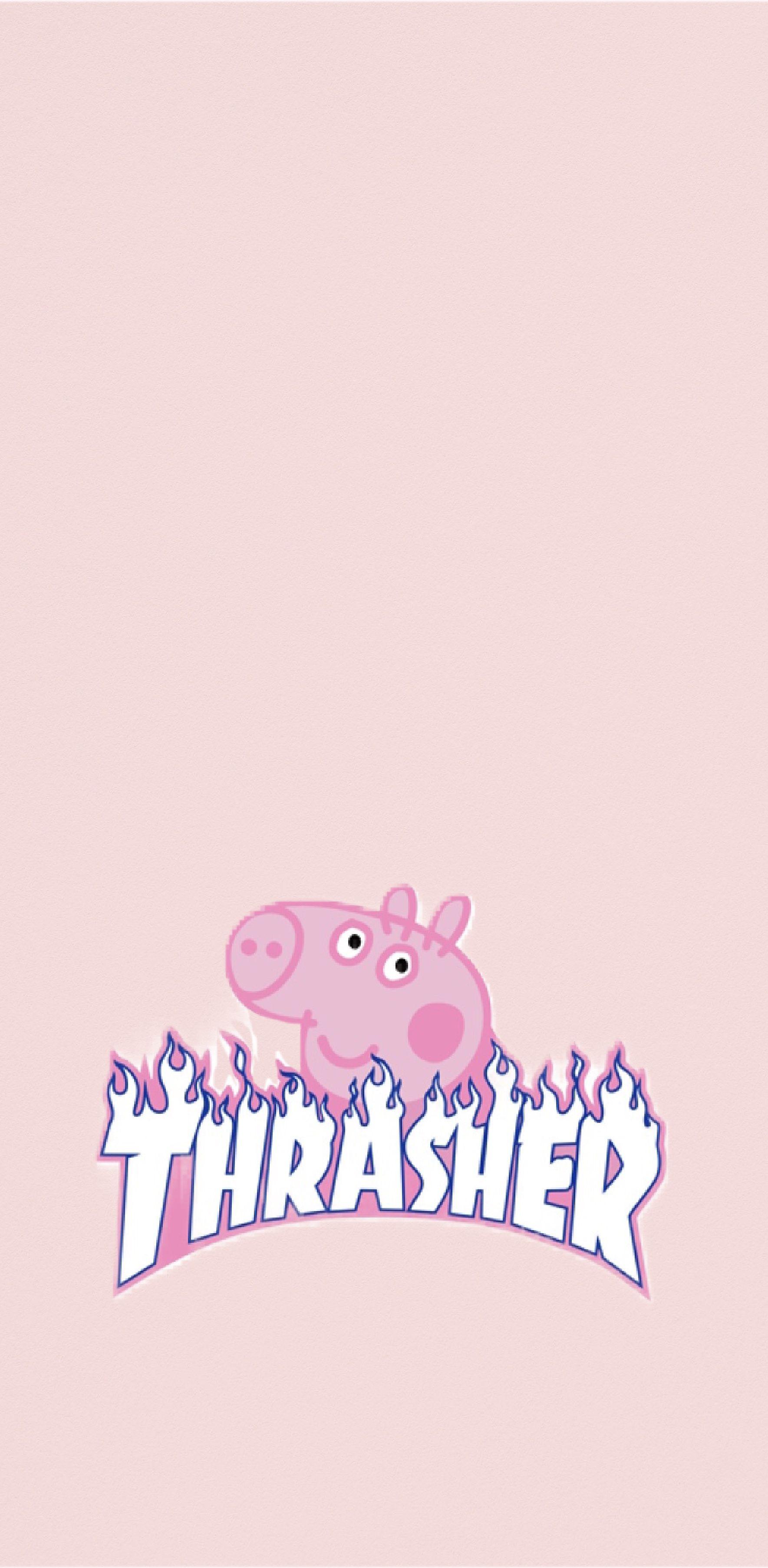 Pin By Amelia Vanwyck On My Posts Peppa Pig Wallpaper Pig
