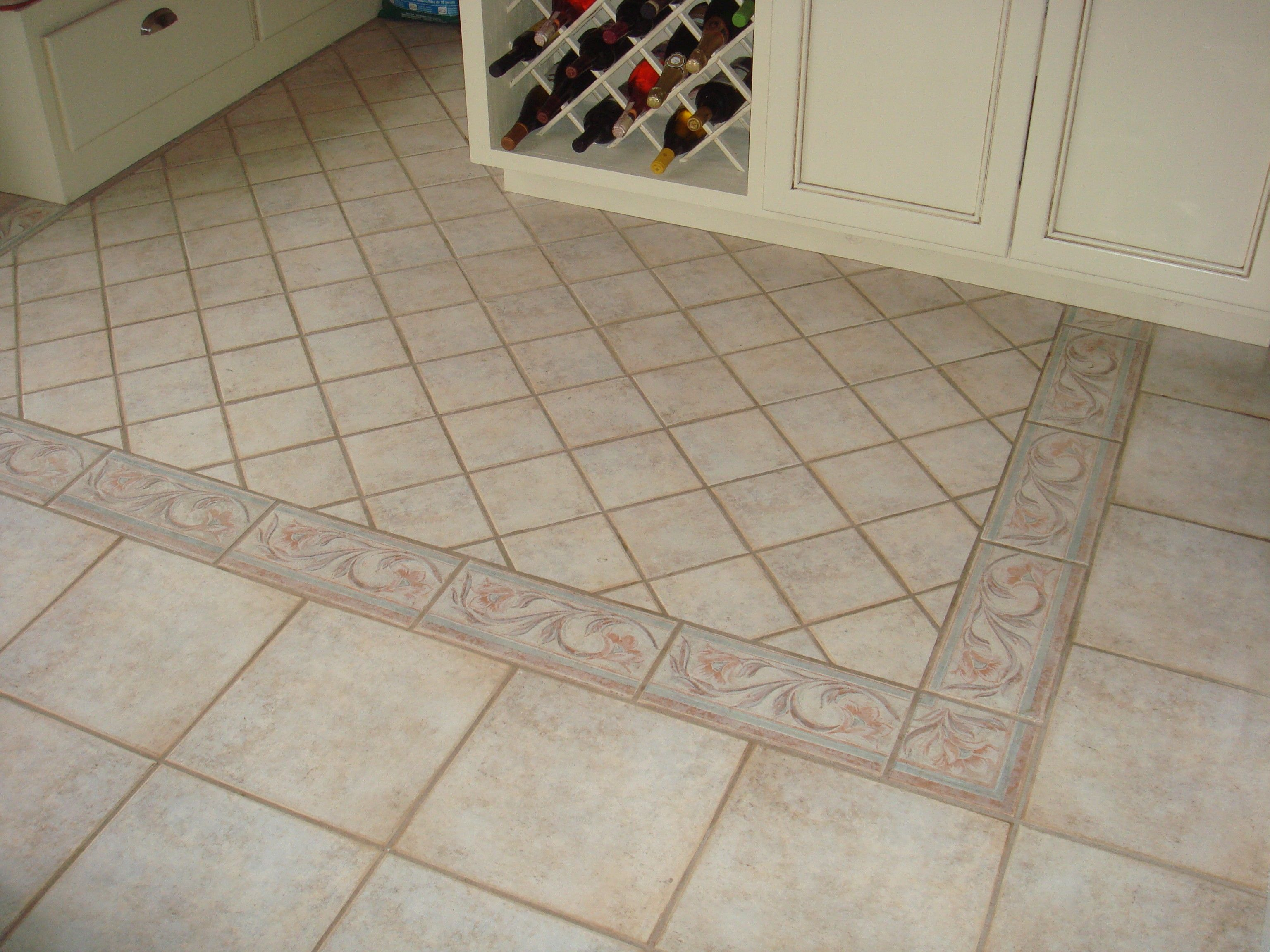 Charming Ceramic Tile Floor Designs Ideas Pictures - Best ...
