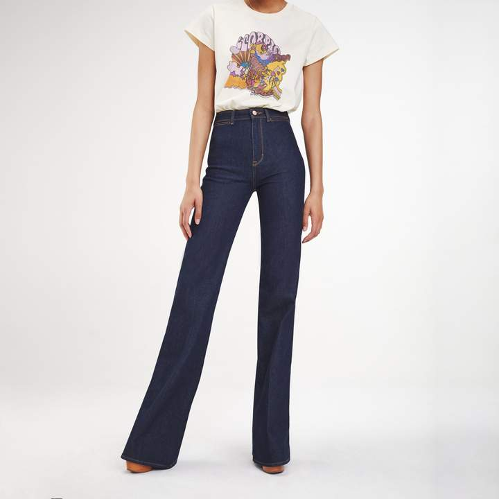 69f4f470 Zendaya Loose Leg Jeans in 2019 | Products | Jeans, Tommy hilfiger ...