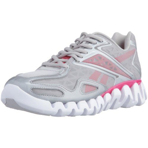 finest selection 8d89b c76a0 ... coupon for reebok womens zigsonic running shoesteelpure silverindian  magenta75 m us to view further for this