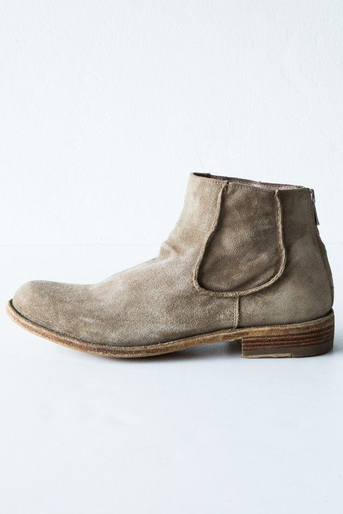 Legrand boots - Brown Officine Creative UgManU