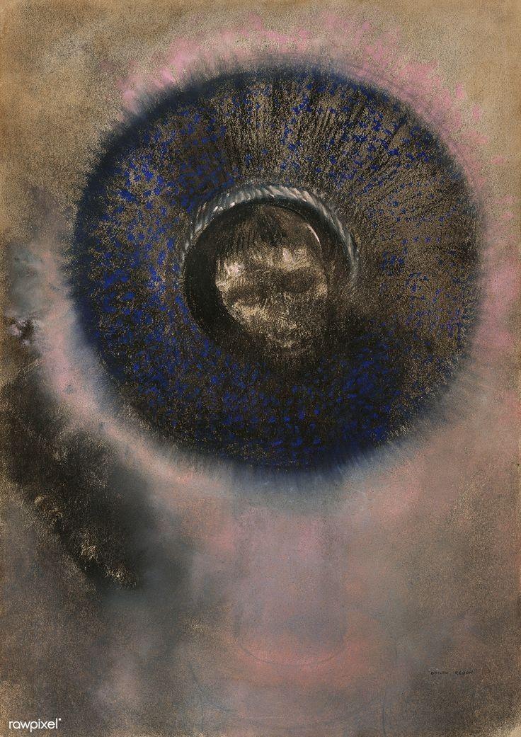 Pin by Abdelrahman Hussein on Odilon Redon 18401916