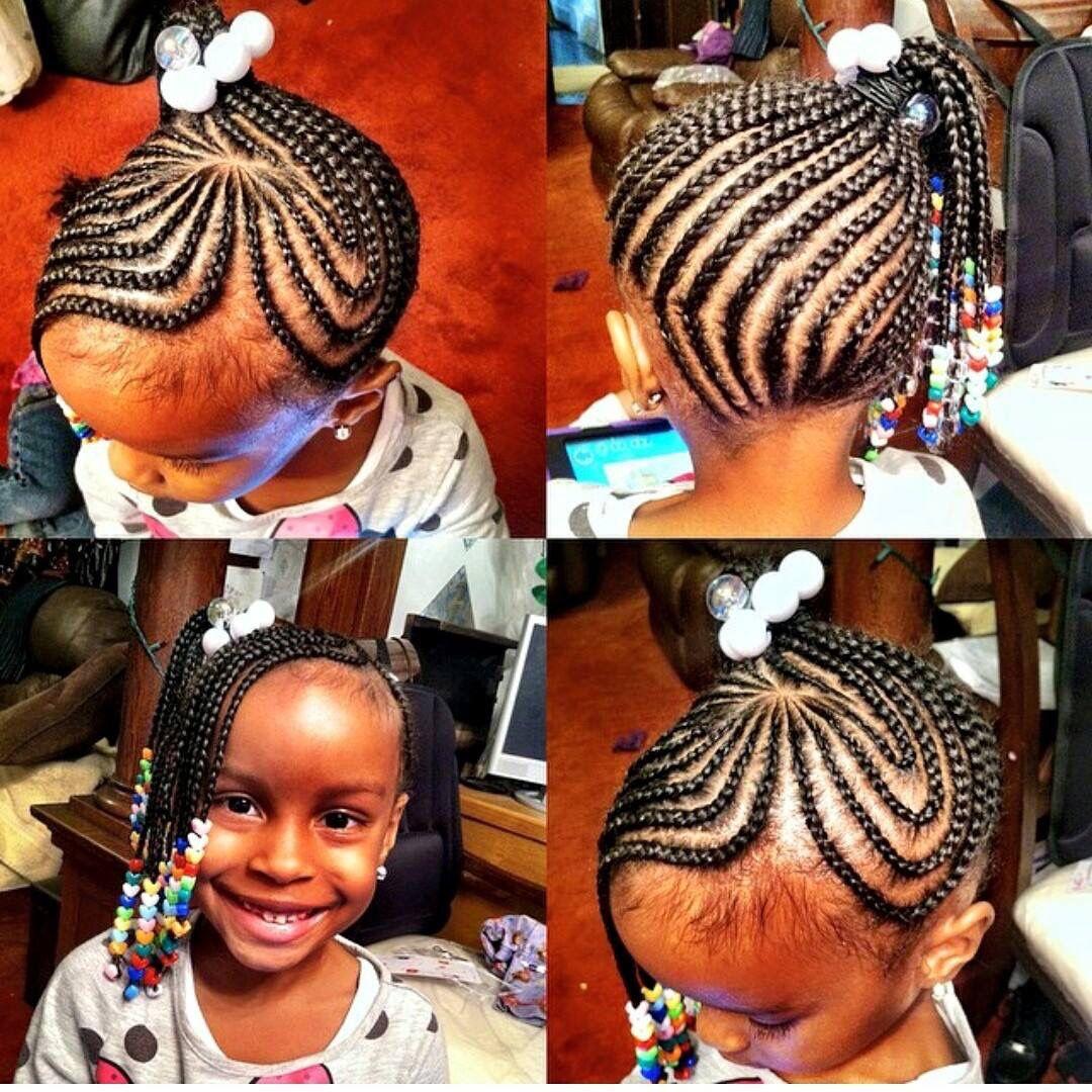 Beads and Braids | black little girls rock | Pinterest | Beads ...