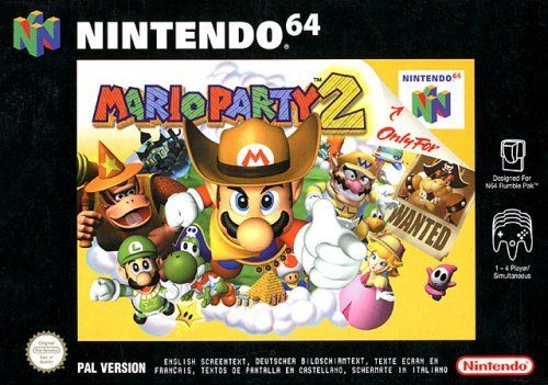 Mario Party 2 Wish List Pinterest Nintendo And Mario