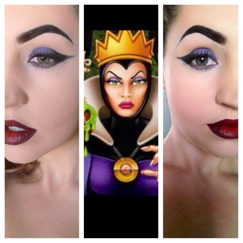 Top Scoring Links Makeupaddiction Evil Queen Makeup Disney Villains Makeup Evil Queen Costume