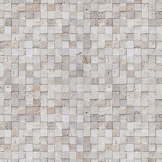 Mosaic Tile Effect Self Adhesive Wallpaper Vinyl Peel Stick Wallcovering Sheet