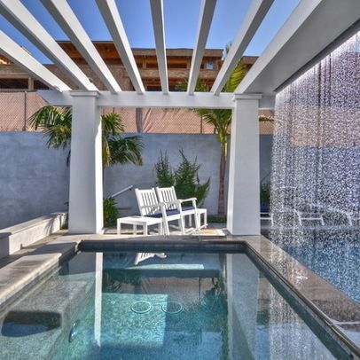 Rain Curtain Water Feature Gallery Of Rainfall Designs Build A