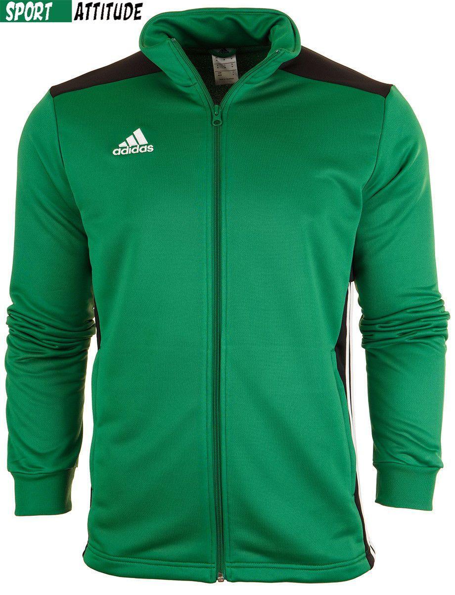 df4e56d14037 Adidas Mens Regista 18 PES Tracksuit Football Training Top Jacket Zip.   adidas  sportswear  sports  menswear  ebay