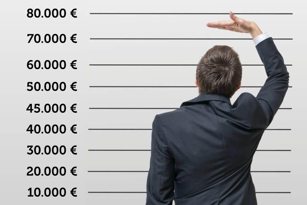 Durchschnittsgehalt: Das verdient Deutschland (mit Bildern ...