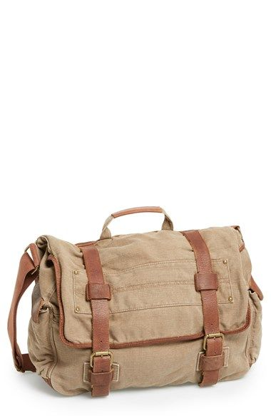 Free Shipping And Returns On Rawlings Canvas Messenger Bag At Nordstrom A Sy Tote From An Iconic Athletic Label Channels Easy Vintage Eal