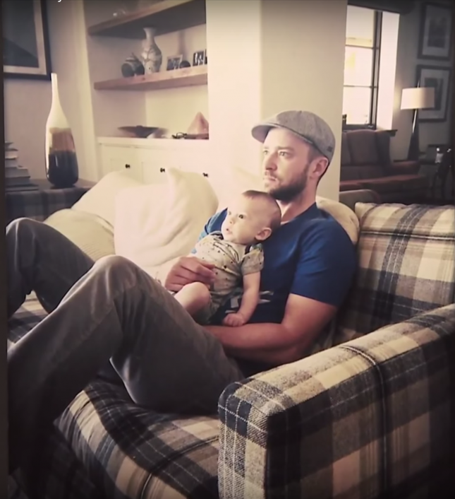 The First Pics of Justin Timberlake + Jessica Biel's Son Are Ridiculously Cute via Brit + Co.