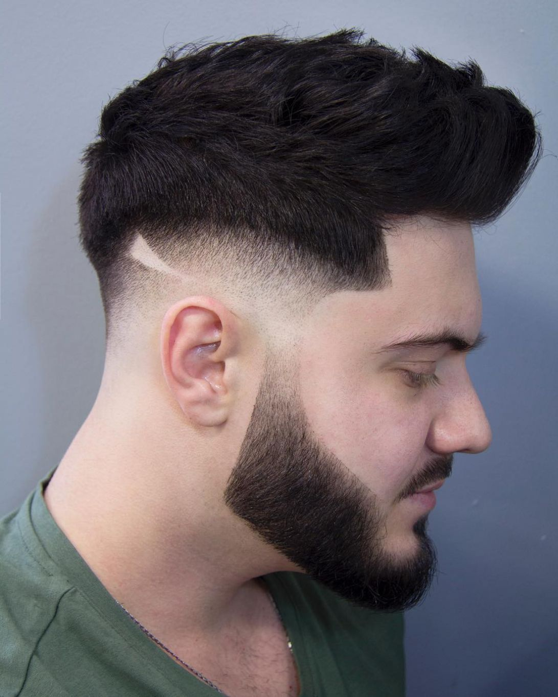 Cool Beard Trim Styles 2019 Get Male Men Hairstyle Beard Trim