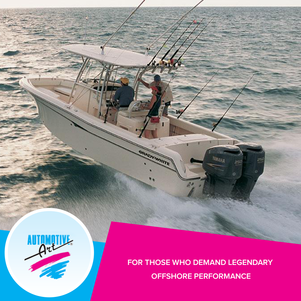 Yamaha's legendary V6 3.3L four strokes set the course for today's offshore power. When they first hit the water, they brought with them several innovations that radically improved low-end and midrange torque, acceleration and top-end speed.