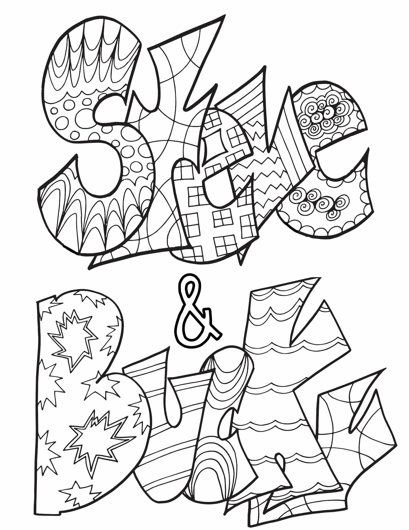 10 Free Non-Romantic Couples Coloring Pages - My 10 ...