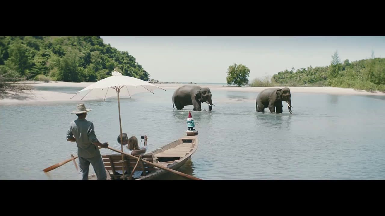 AbanCommercials Travelocity TV Commercial O Advertsiment Elephants