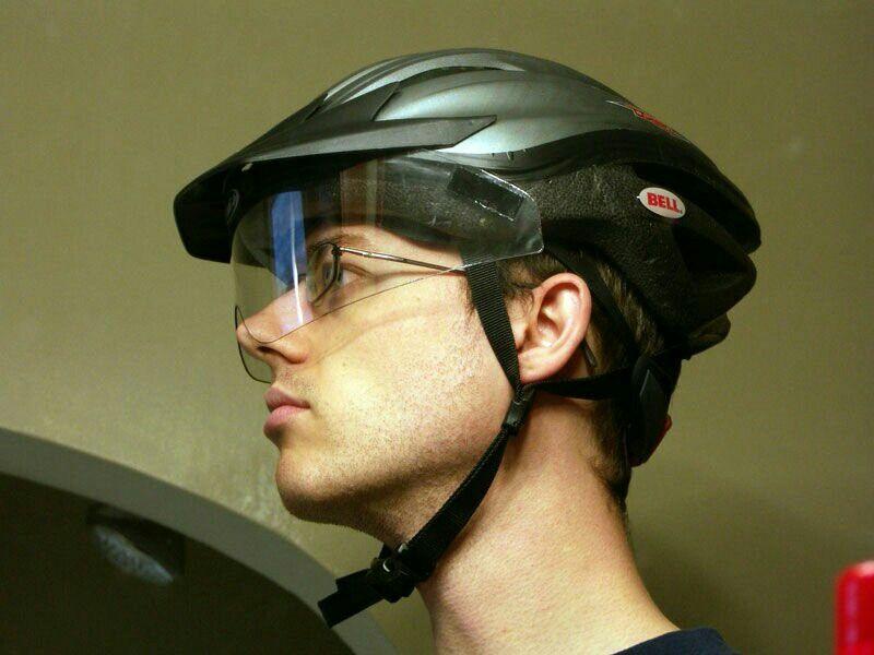 Diy Helmet Visor Bike Helmet Helmet Bike