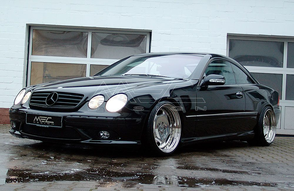mercedes cl 500 600 c216 seite 2 custom rides. Black Bedroom Furniture Sets. Home Design Ideas