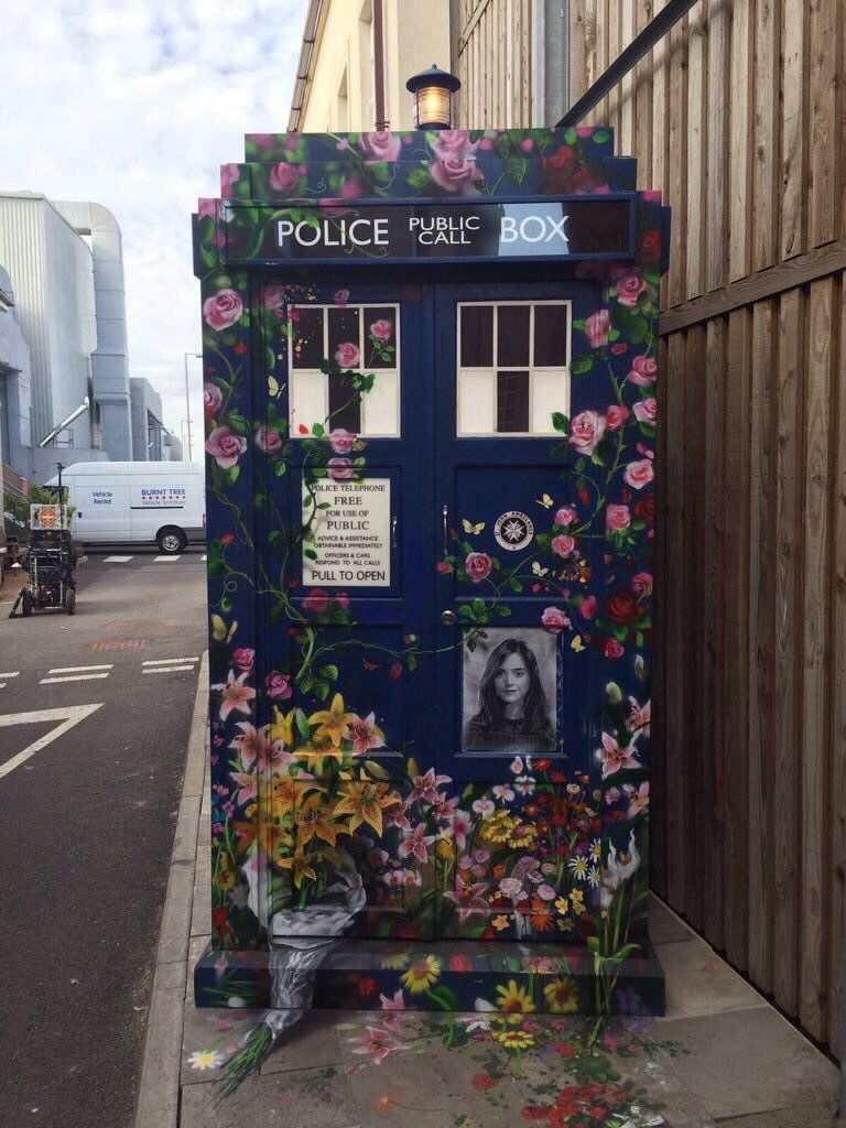 Rigsy's tribute to Clara #DoctorWho