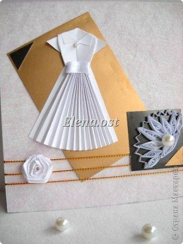 155Оригами платье схема на 8 марта
