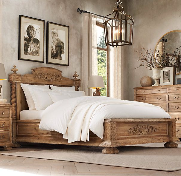 Restoration Hardware French Empire Bed New Orleans Has The Antique Black In The Store Eye