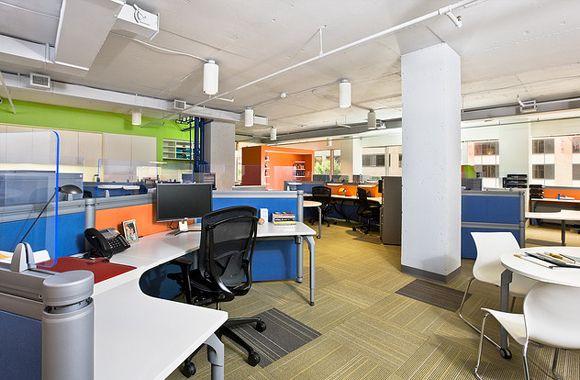 27 Spacious Offices Creative Work Areas Spacious Office Creative Office Design Workspace Inspiration