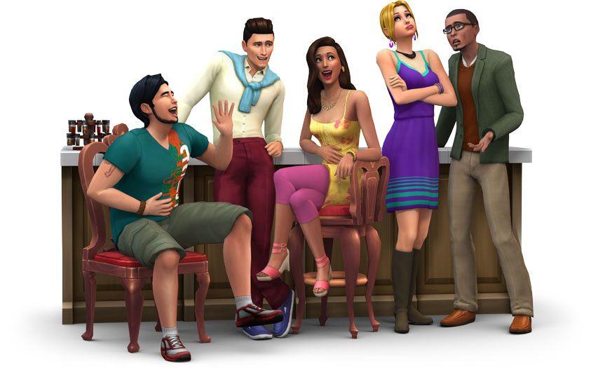 Videojuegos de Los Sims sitio oficial de EA Sims 4