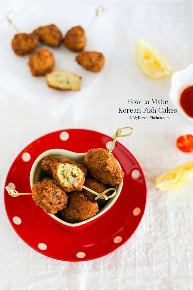 How to make korean fish cakes recipe korean step guide and fish healthy recipes forumfinder Gallery