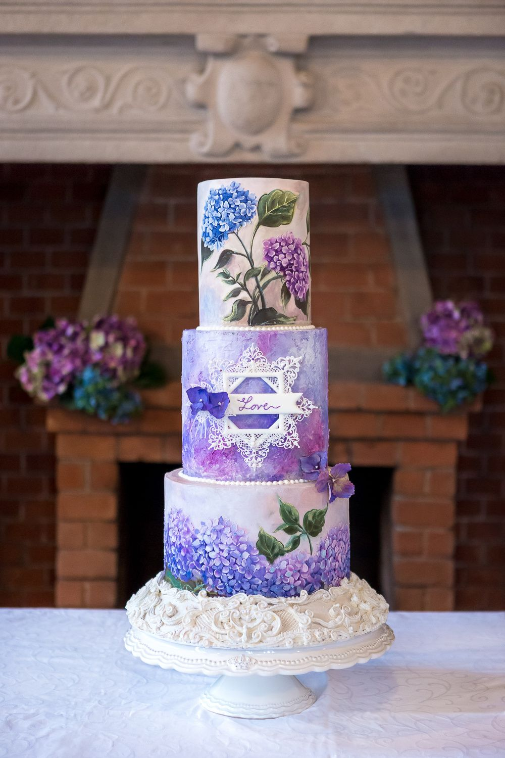 Wedding Cake Trends 2018 A Collaboration