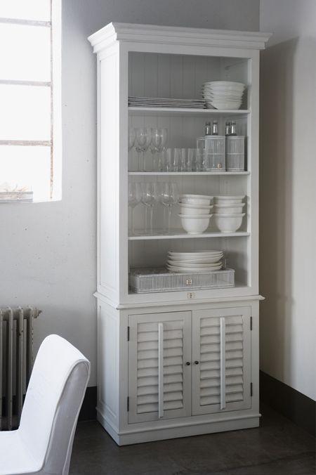 Newport Shutters Cabinet Riviera Maison bij Jolijt ...