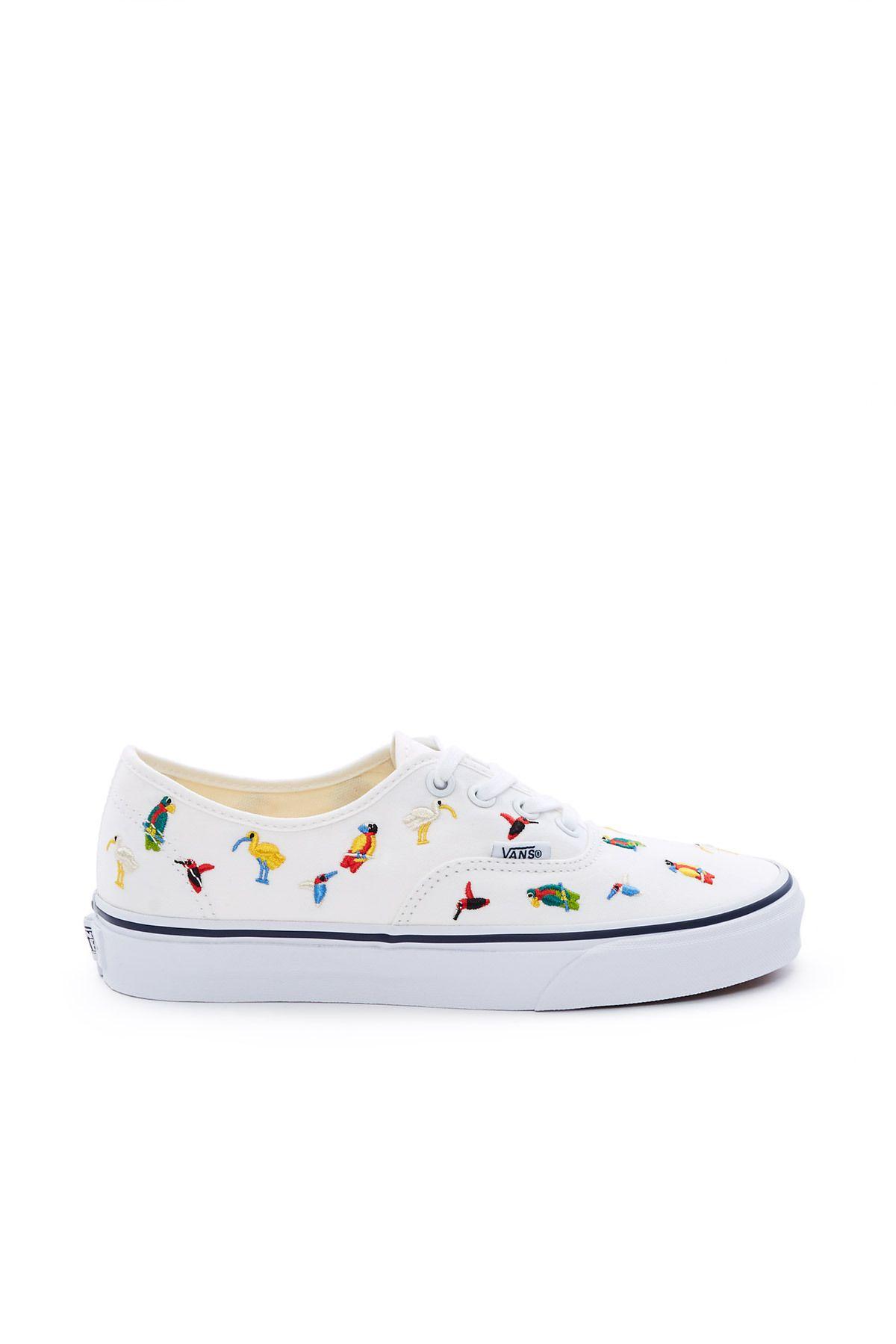 99dba410a30b47 vans bird print sneaker