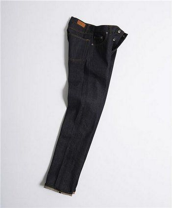 Regular Leg Jeans - Dark jeans never go out of style and can be dressed up!