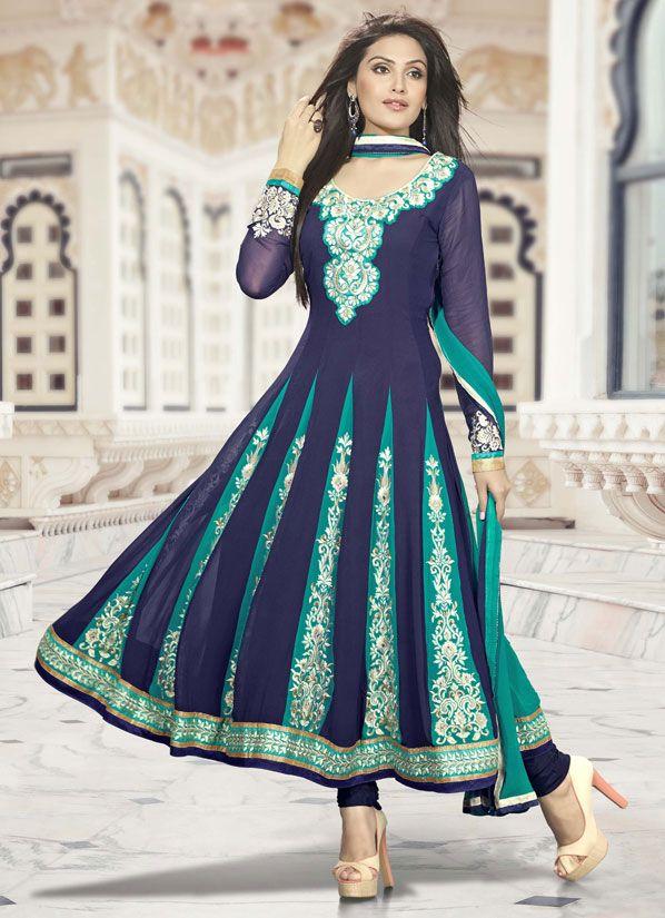 Latest Anarkali Dress