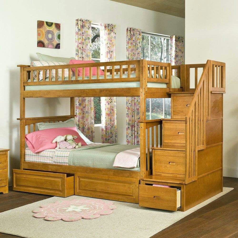 Bedroom ideas with loft bed  Pin by Melody Montgomery on Bedrooms u loft beds  Pinterest