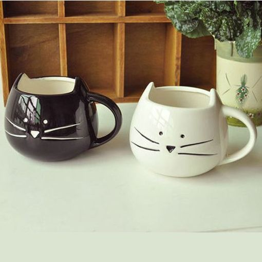 Aliexpress.com : Buy Lovehome black white cat ceramic coffee mug with tray milk cup ceramic mugs and cups  caneca birthday cute cup gifts freeship from Reliable mugs kids suppliers on Love Home6688  | Alibaba Group