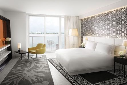 Mondrian Miami Luxury Hotels Design Charming Boutique South Beach