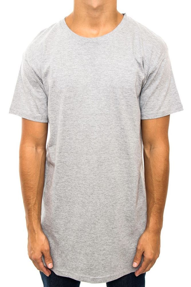 Tall Tee Extra Long Mens Tees Shirt T Shirt Length Fashion Branded Black White Mens Tee Shirts Tall Tee Mens Tees