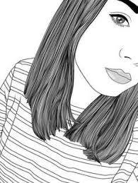Resultado De Imagen Para Dibujos Faciles De Chicas Tumblr S Pop