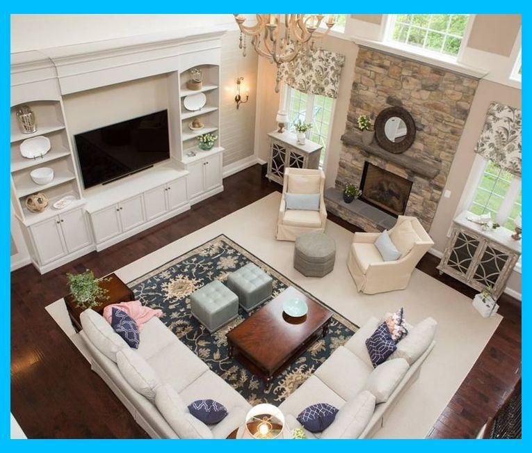 48 Cozy Living Room Seating Arrangement Design Living Room