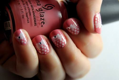 bow nails!