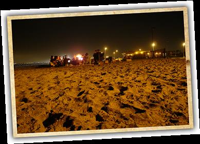 Bolsa Chica State Beach bonfire - MANY MEMORIES HERE. VERY ...